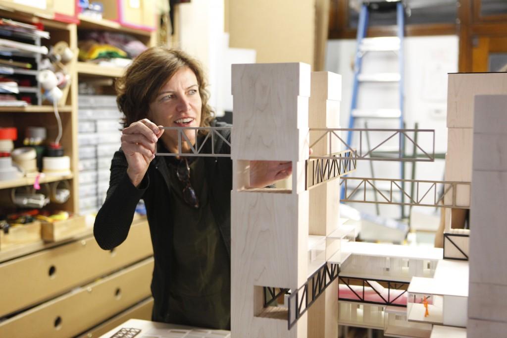 Jeanne Gang Architect, 2011 MacArthur Fellow